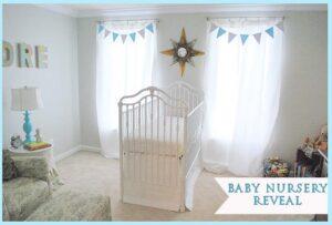 Baby Nursery Reveal!