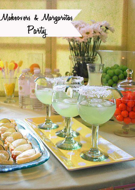 Makeovers Margaritas recipe