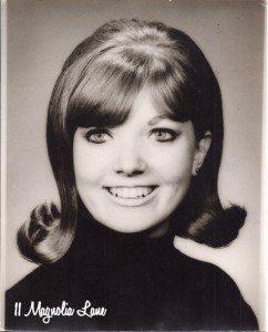 Mom's sorority photo in 1969