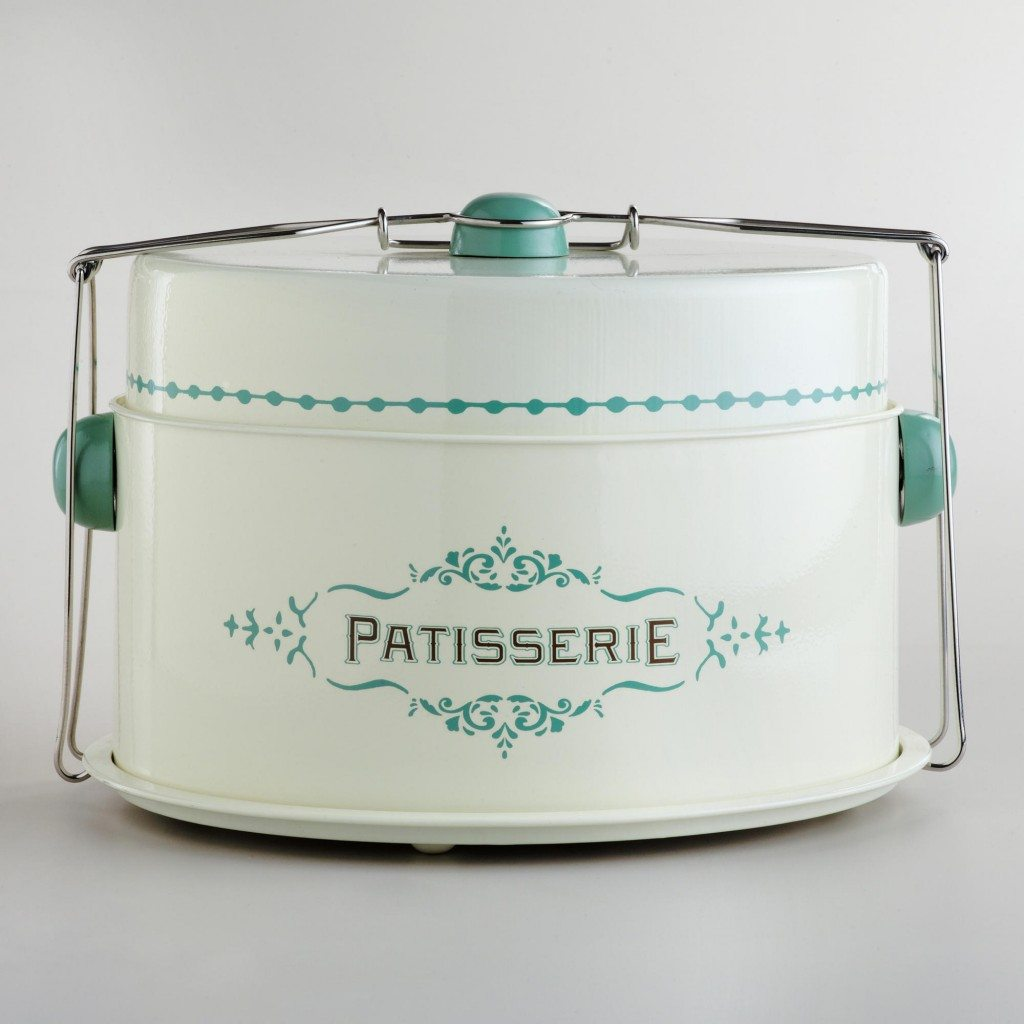 World Market Patisserie Cake Carrier