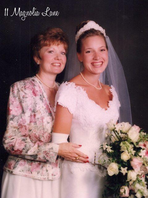 Mom & Me in 1995