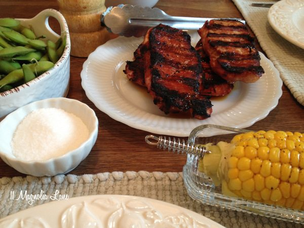 Delicious pork chop recipe