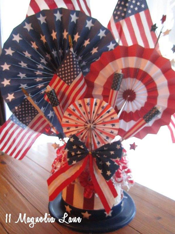 4th july centerpiece