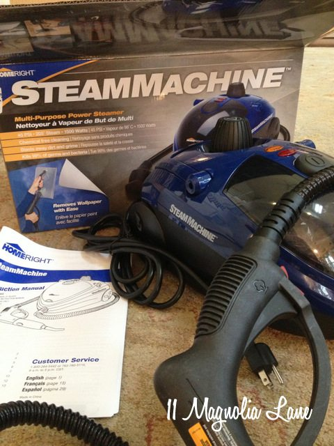HomeRight Steam Machine