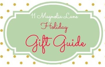 ***The 11 Magnolia Lane Holiday Gift Guide*** {And Preserved Boxwood Wreath Giveaway!}