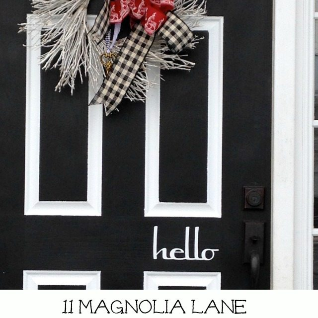 Front_ Door_ Hello_Vinyl_Holiday