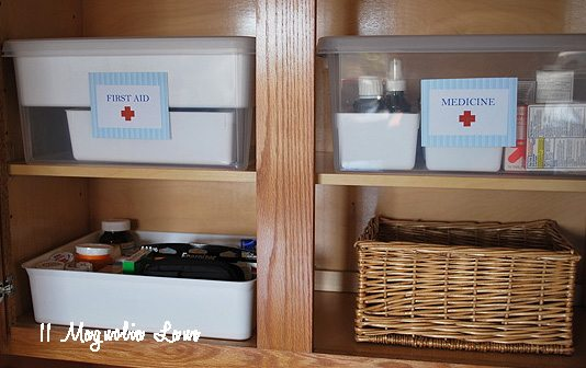 cabinet-first-aid-box