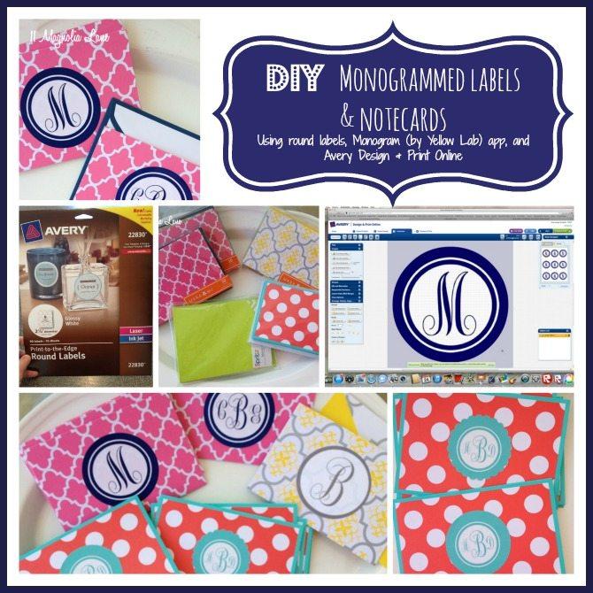 monogrammed-labels-collage
