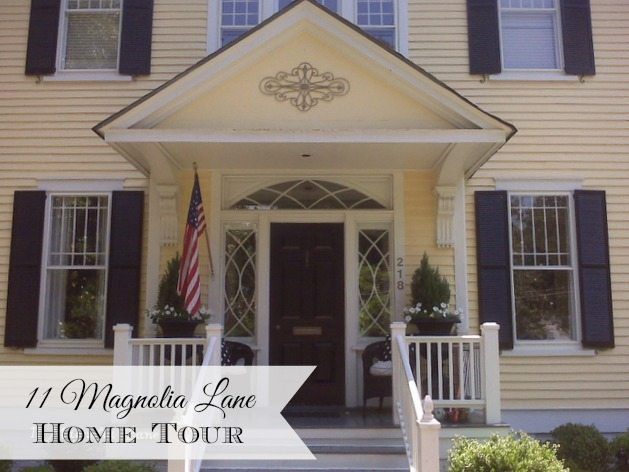 11 Magnolia Lane historic home tour