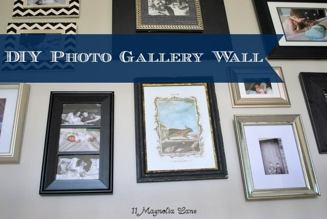 Banner Photo Gallery Wall