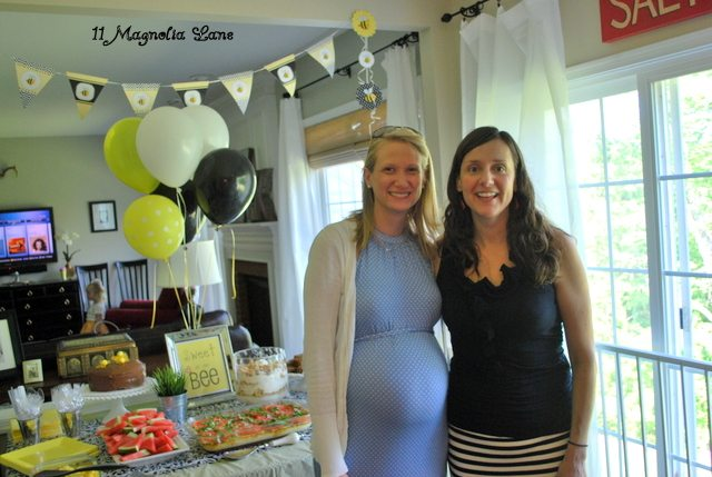 Erin and Maureen Baby Shower