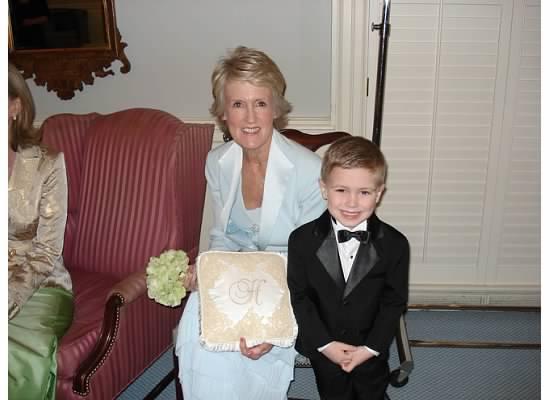 Mom and Declan Torrey Wedding
