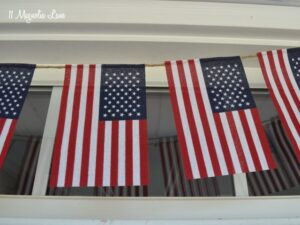flag bunting banner
