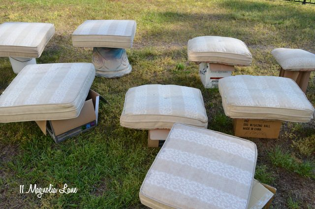 outdoor-cushions-before-painting
