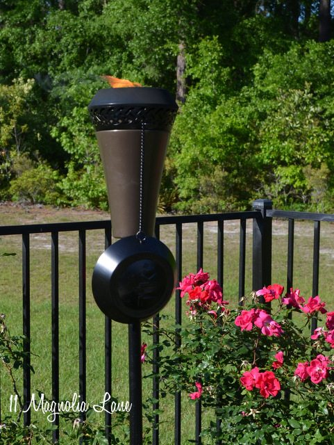 Island King ® TIKI® Torch
