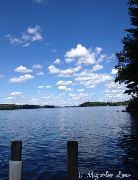 Lake Islands View