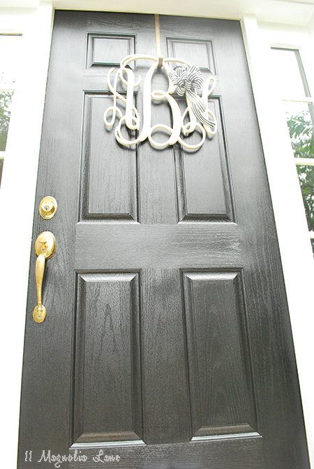 front door paint picture