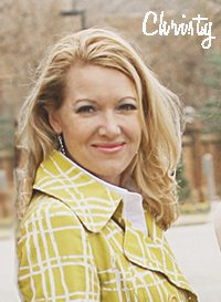 Christy new headshot