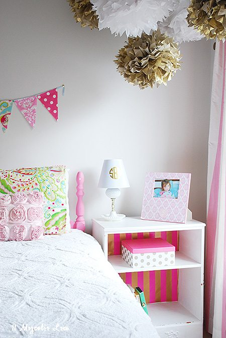 bed-nightstand-bookshelves