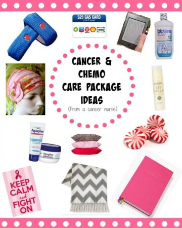 Cancer and Chemo Care Package Ideas | 11 Magnolia Lane