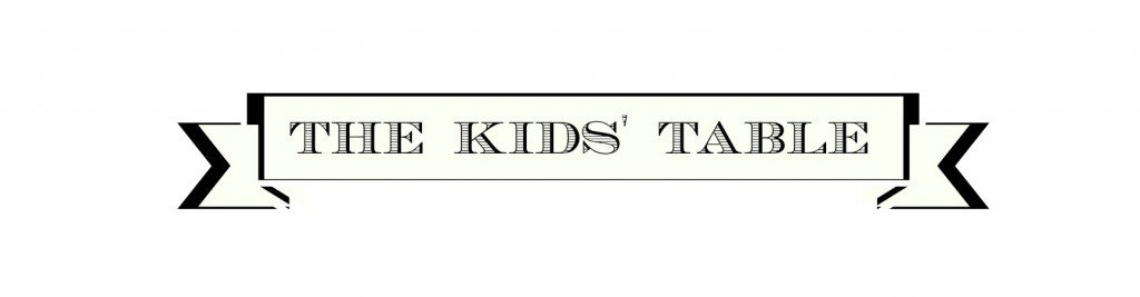 kids table banner2