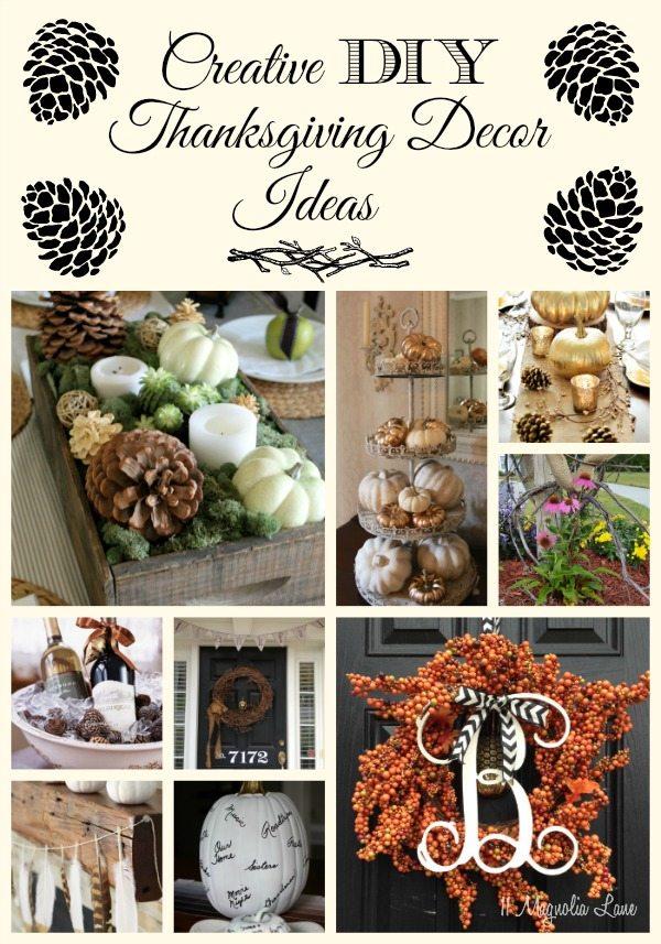 Thanksgiving Decor Ideas | 11 Magnolia Lane