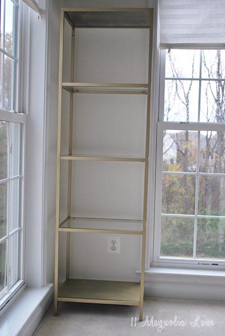 vittsjo shelf painted-plain