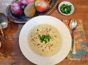 Fall Soup Recipe: Creamy White Chicken Chili
