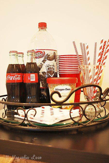 soda float party bar