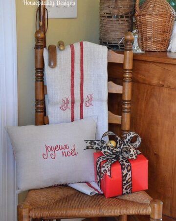 Holiday Open House--Shirley from Housepitality Designs
