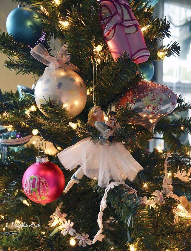 Nutcracker Ballet Christmas Decor | 11 Magnolia Lane