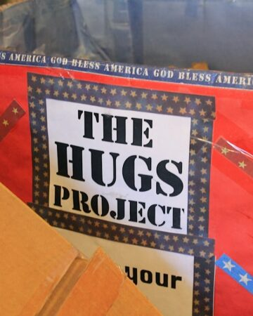 The Hugs Project: Sending holiday care packages to our troops