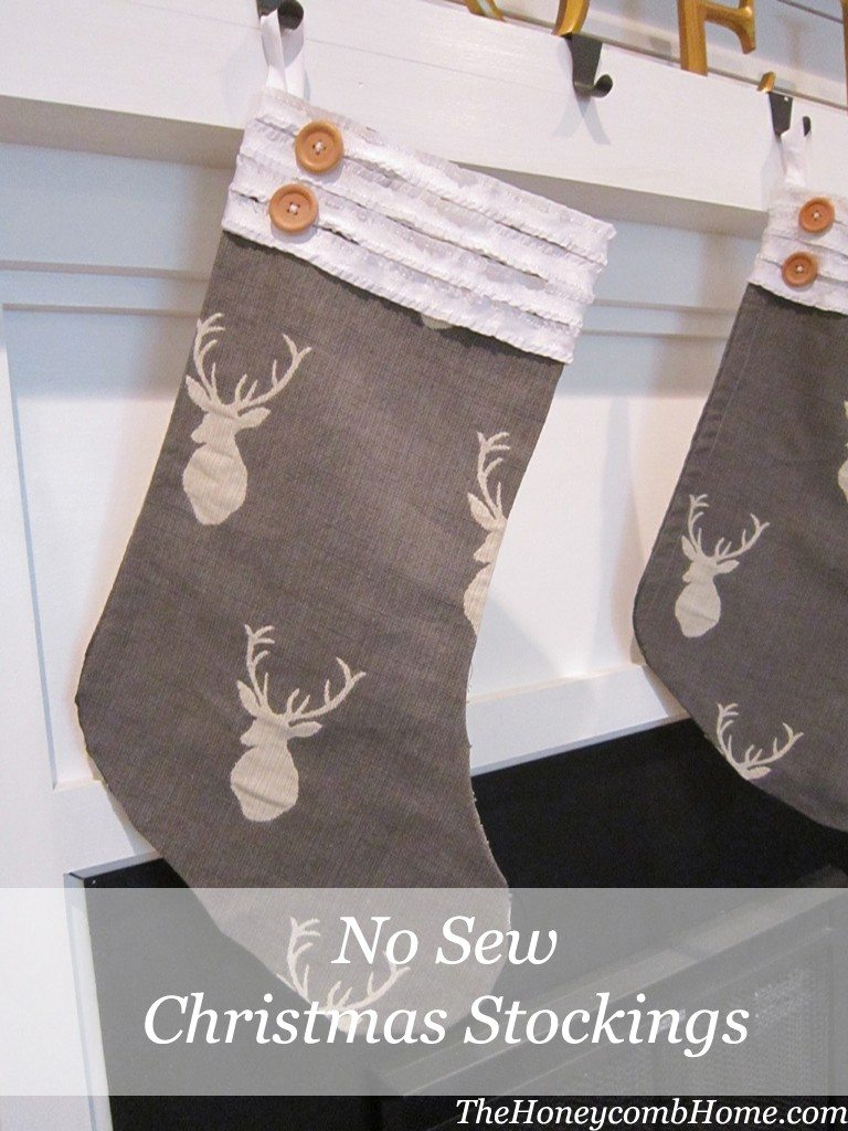 No-Sew-Christmas-Stocking