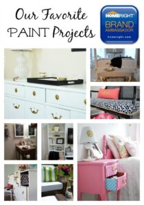 Favorite paint projects | 11 Magnolia Lane