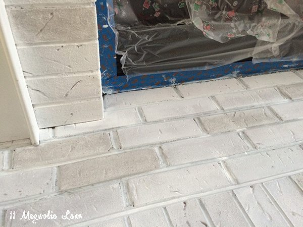 close-up-how-to-paint-fireplace-brick
