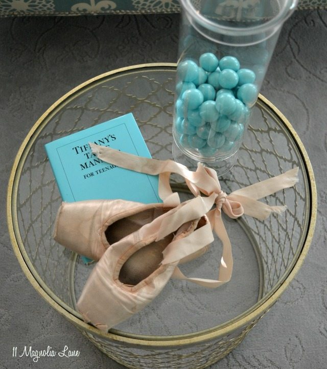 Tiffany Table Manners for Teenagers | 11 Magnolia Lane