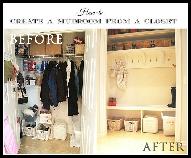 how-to-create-mudroom-closet