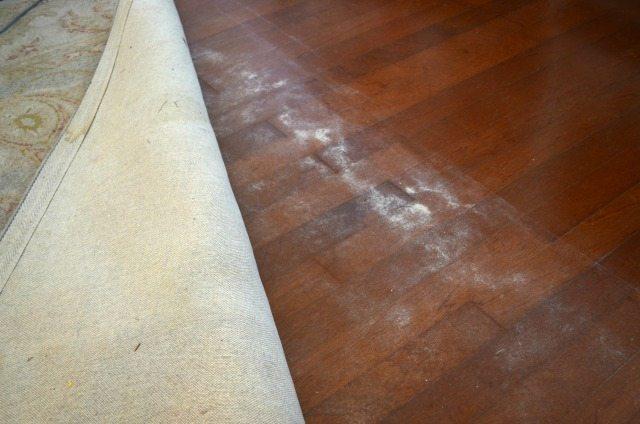 rug-floor