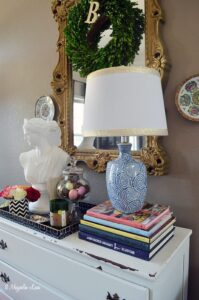 Hall/foyer/entry decor | 11 Magnolia Lane