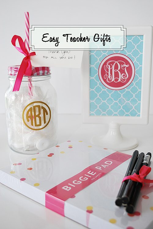 easy and affordable teacher appreciation ideas