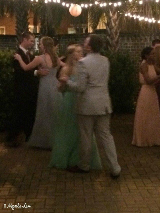 Dinner and dancing in downtown Savannah | 11 Magnolia Lane