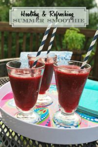 Super-Healthy Summer Smoothie Recipe