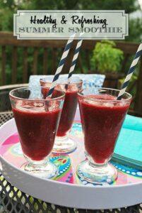 Super-Healthy Summer Smoothie Recipe