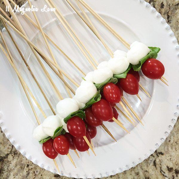 tomato-mozzerella-appetizer-recipe