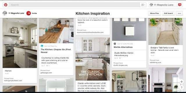 Kitchens-Pinterest-Board