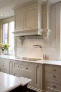 Painting Kitchen Cabinets--Selecting a Paint Color