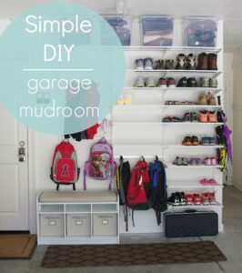 Operation: Organization with Sam from Simply Organized, Garage Organization