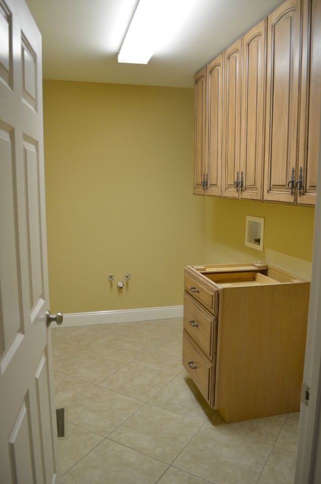 Laundry room-NC house-before