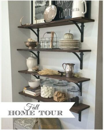 {Amy's} Fall Home Tour