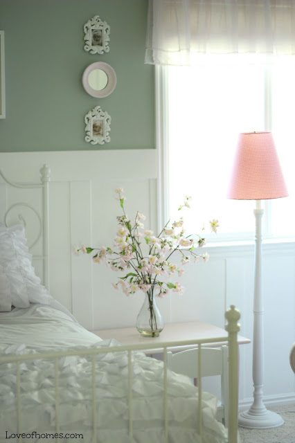 Little Girl Bedroom by Love of Homes